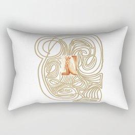 Hands... Rectangular Pillow