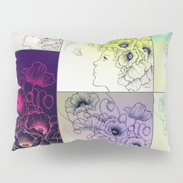 Flower Child Pillow Sham