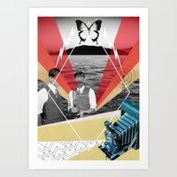 science Art Prints featuring Science by Chris Newton