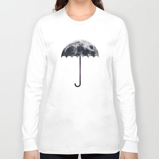 Space Umbrella II Long Sleeve T-shirt