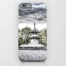 The Pagoda in the snow Slim Case iPhone 6s