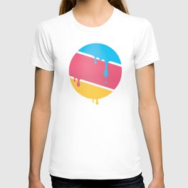 PLANET DROOLE#BYP T-shirt