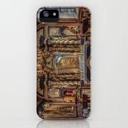 Wedding Chapel iPhone Case