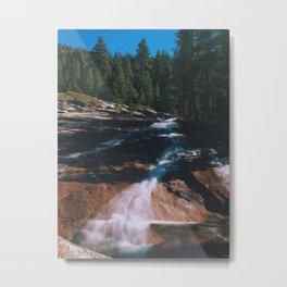Almost a Creek Metal Print