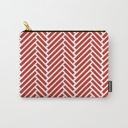 Herringbone Candy Carry-All Pouch