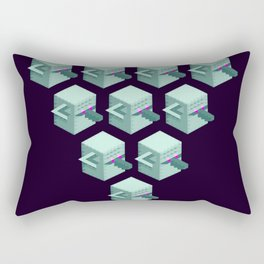 Yulong Clones Rectangular Pillow