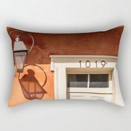 French Quarter Shadows Rectangular Pillow