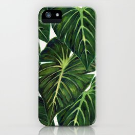 Tropical II iPhone Case