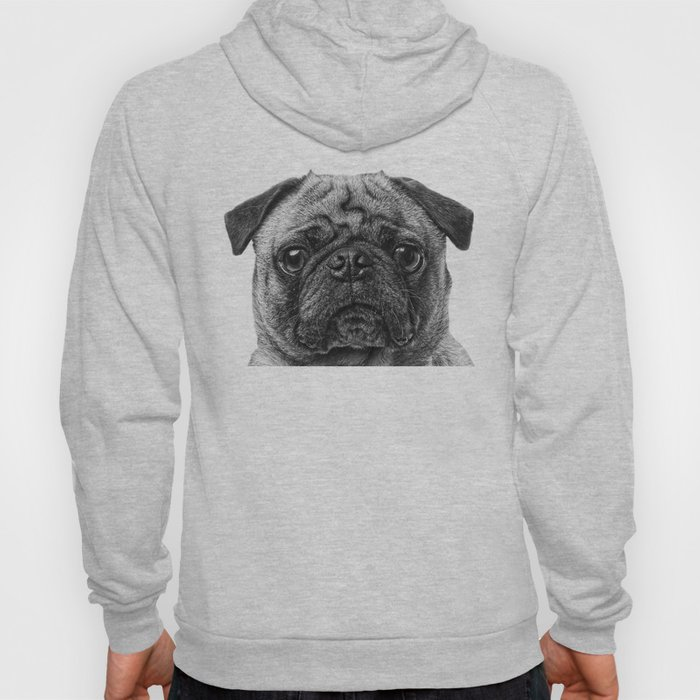 The Pug Hoody