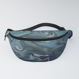 Orca Pod Liquified Fanny Pack