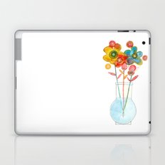 tiny vase Laptop & iPad Skin