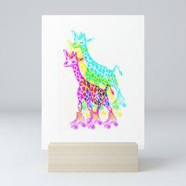 Just Roll With It Mini Art Print