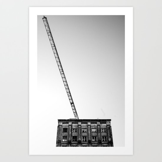 Archi-Something #2 Art Print