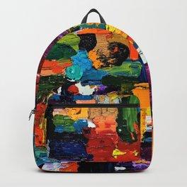 Color Brick Road Backpack