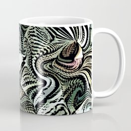 Octopod Party Coffee Mug