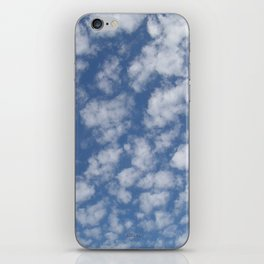 TEXTURES:Just Clouds #2 iPhone Skin