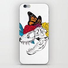 Dinosaur Skull  iPhone & iPod Skin