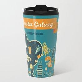 Monster Galaxy Travel Mug
