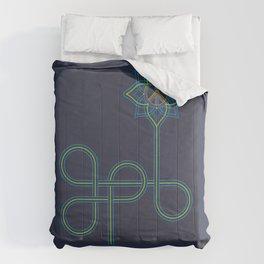IN DEEDS, NOT WORDS Comforters