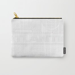 Atlantic Records Carry-All Pouch