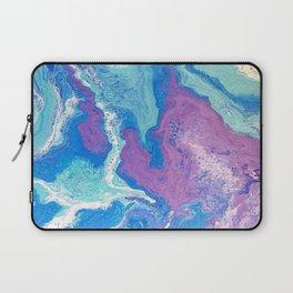 Lavender Blue Laptop Sleeve