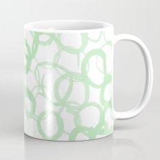 Watercolor Circle Sage Mug