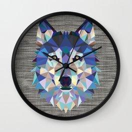 LOUVA LOUVA Wall Clock