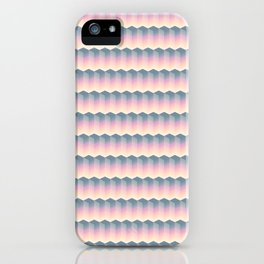 Decorative Abstract Pattern iPhone Case
