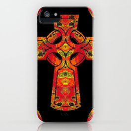 Red Cross iPhone Case