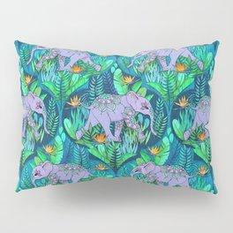 Little Elephant on a Jungle Adventure Pillow Sham