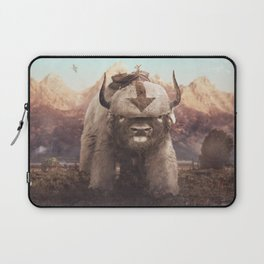 Appa in the Mountains Laptop Sleeve