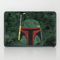 boba iPad Cases featuring Boba Fett by Some_Designs