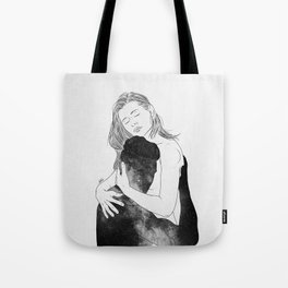 Deeply peaceful heaven. Tote Bag