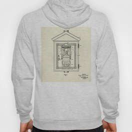 Steam Fire Engine-1896 Hoody