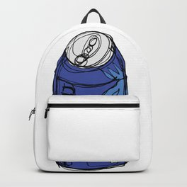 Bud Light Can Backpack