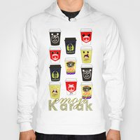 emoji Hoodies featuring Karak emoji by glance_qtr
