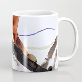 Day 11: Fear stagnation, not change. Coffee Mug