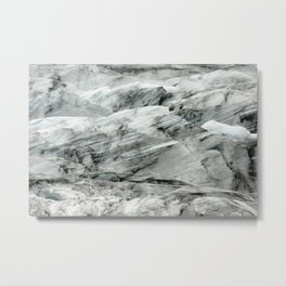 Vatnajökull Metal Print