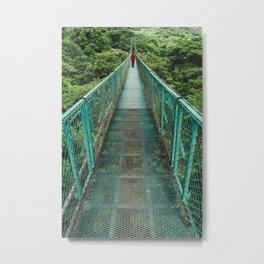 Monteverde Metal Print