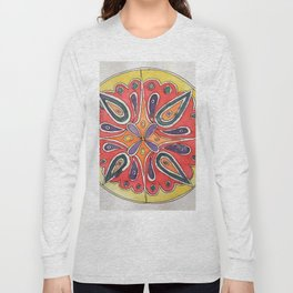 Radial Long Sleeve T-shirt
