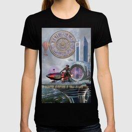 The Unwritten Adventures of Tegan Jovanka T-shirt