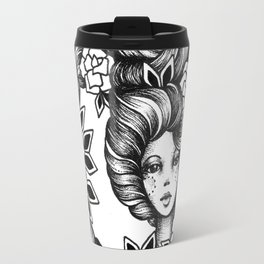 Ink Girl Design - 14.05.17 03 Travel Mug