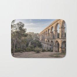 Pont del Diable (Ferreres Aqueduct, Tarragona) Bath Mat