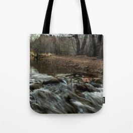 Oak Creek at Red Rock Crossing Tote Bag