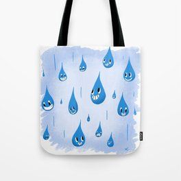 I Like Rain Tote Bag