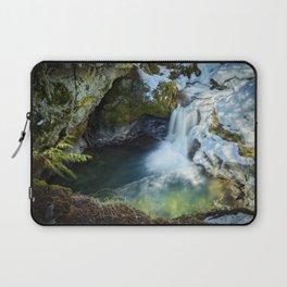 Paradise Falls 1 Laptop Sleeve