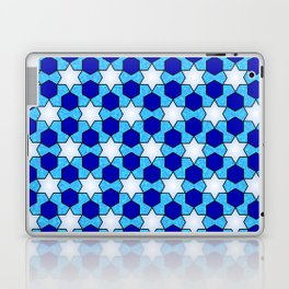 Stars And Hexes Laptop & iPad Skin