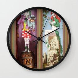 hounted mansion Wall Clock