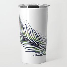 The Peacock's Feather Travel Mug
