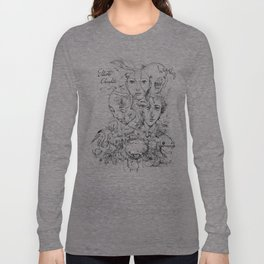 Elliott Chocolate Wormwood Long Sleeve T-shirt